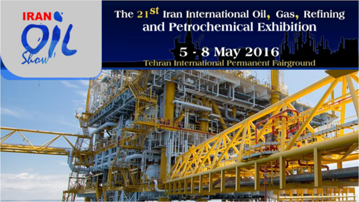 OMPA at the 21st IRAN International Oil and Gas Exhibition (5-8 May 2016 – Tehran)